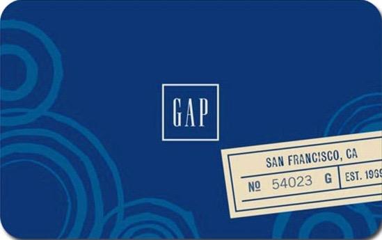 GapGiftCard