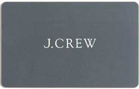 j-crew-gift-card