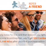Discover It Students Card ($50 or 5000 Miles Referral Bonus)